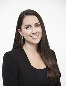 Hannah Parsons Associate Evans and Company Family Lawyers